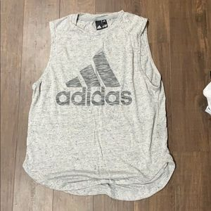 Gym or athleisure tank